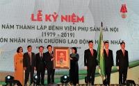 Bệnh viện Phụ sản Hà Nội: Phát huy vai trò của bệnh viện tuyến cuối về sản phụ khoa