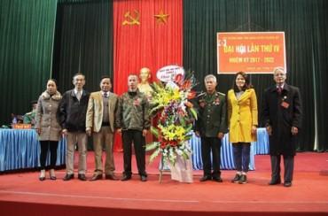 Hội thương binh tình nghĩa huyện Chương Mỹ tổ chức Đại hội lần thứ IV
