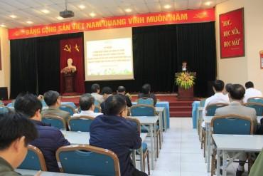 Bệnh viện E: Tổ chức kỷ niệm ngày Quân đội nhân dân Việt Nam và ngày hội Quốc phòng toàn dân