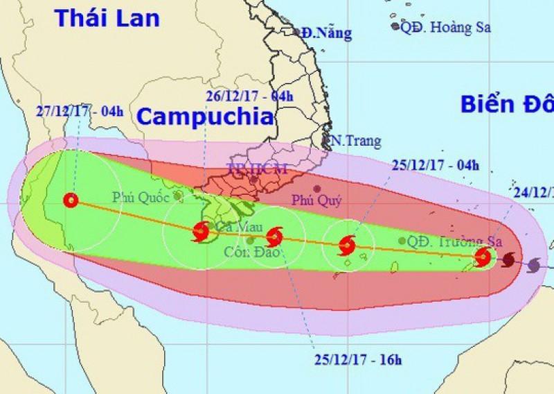 Bộ Y tế: Yêu cầu triển khai công tác y tế ứng phó khẩn cấp với bão số 16