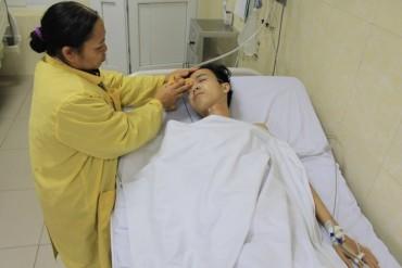 Chàng sinh viên hở van động mạch chủ nặng kêu cứu sự giúp đỡ