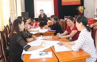 Hội nghị tập huấn phòng ngừa và giảm thiểu lao động trẻ em