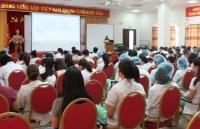 Hơn 160 nhân viên y tế được tập huấn kỹ năng giao tiếp, ứng xử