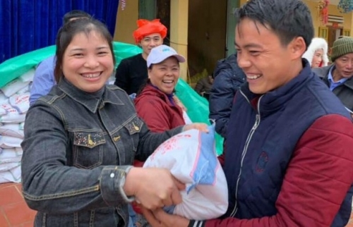 Đông ấm vùng cao: Chung tay góp sức vì người nghèo