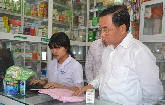 Hà Nội: Đã có 1.799 cơ sở cung ứng thuốc thực hiện kết nối liên thông