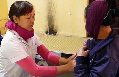Hơn 100 hội viên phụ nữ xã Tiên Phương được truyền thông phòng chống bệnh tật