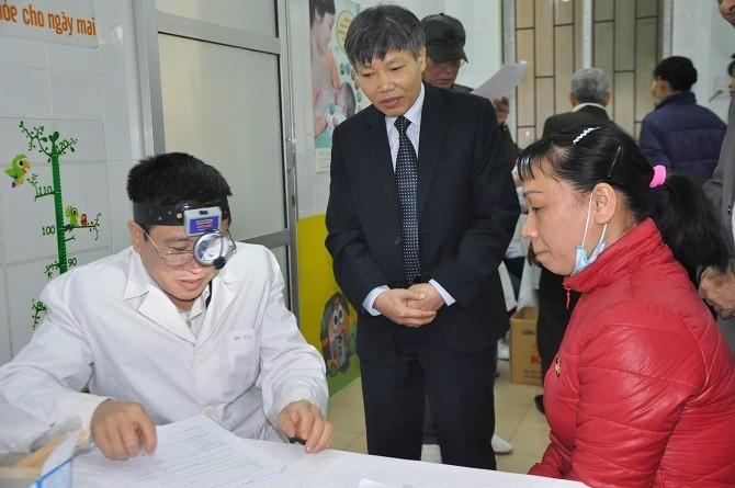 Hà Nội: Phát huy vai trò của y tế cơ sở trong chăm sóc và bảo vệ sức khỏe nhân dân
