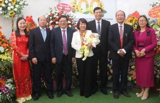 Quảng Ninh: 100 em bé thụ tinh trong ống nghiệm chào đời khoẻ mạnh