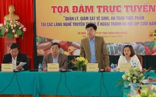 Hà Nội: Tăng cường quản lý an toàn thực phẩm tại các làng nghề truyền thống