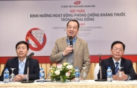 Tăng cường công tác phòng chống kháng thuốc kháng sinh