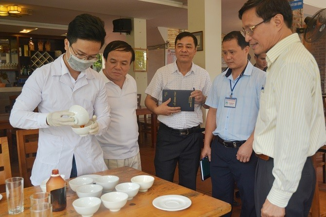 Hà Nội triển khai đồng bộ các biện pháp đảm bảo an toàn thực phẩm