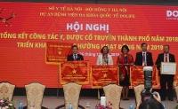 Hà Nội: Tổng kết công tác y dược cổ truyền