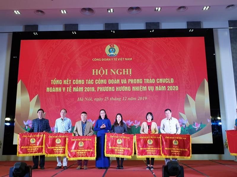 Công đoàn Y tế Việt Nam: Hoạt động công đoàn hướng về cơ sở