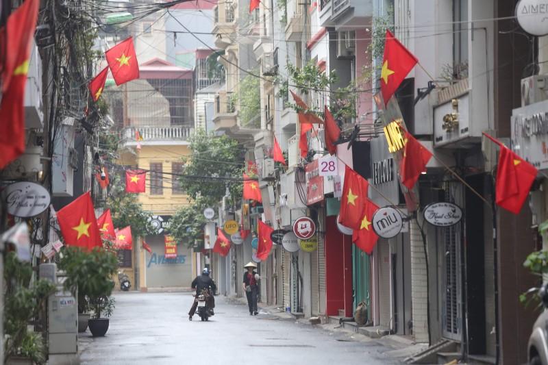 Hà Nội ngày 30 tết bình yên