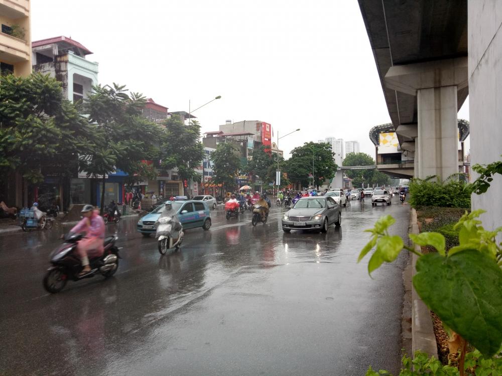 Bao giờ miền Bắc sẽ bước vào giai đoạn có mưa nhỏ, mưa phùn?