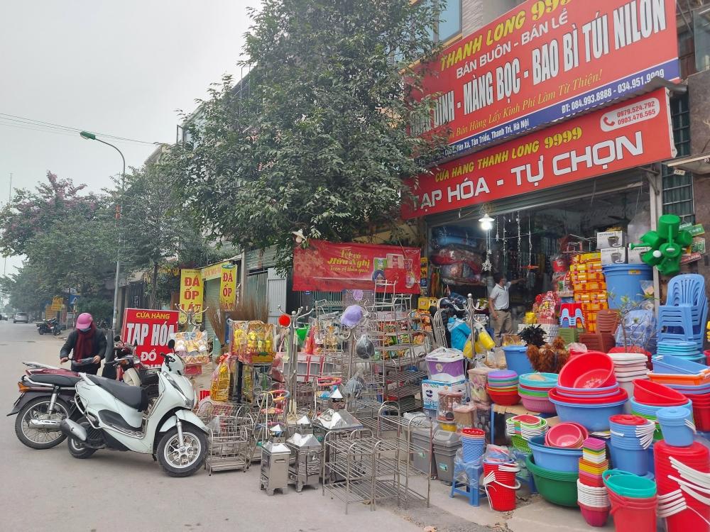 Hà Nội: Không có tình trạng tiểu thương găm hàng tăng giá
