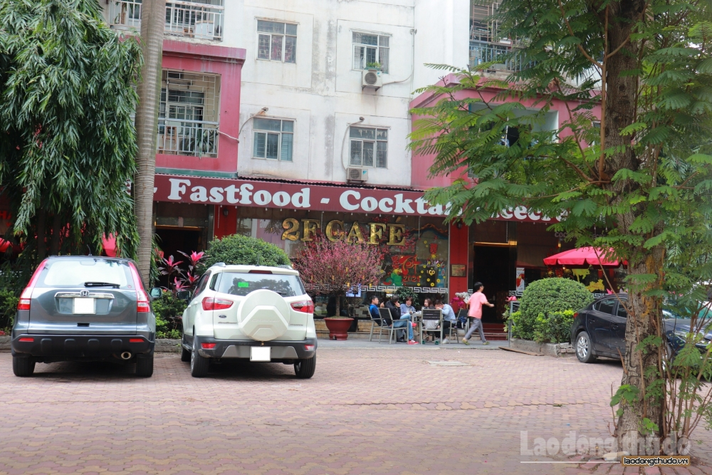 Hà Nội: Nhiều hàng quán vi phạm yêu cầu của Thành phố