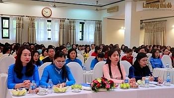 Phát huy vai trò của lực lượng nữ công nhân viên chức lao động
