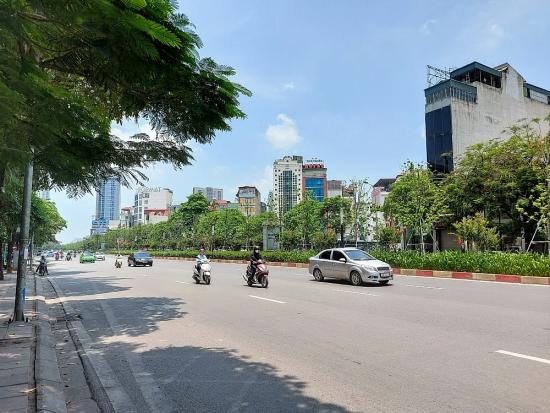 Thời tiết Hà Nội: Đầu tháng 4 nắng nóng cục bộ