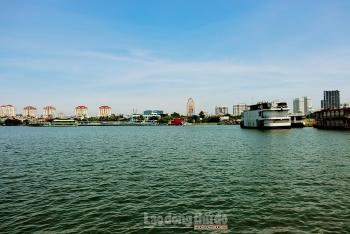 Chất lượng môi trường nước tại hồ Tây đang có dấu hiệu bị ô nhiễm