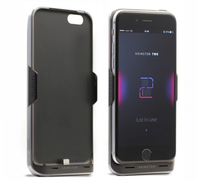 Iphone 6/6s  có thể chạy được 2 SIM
