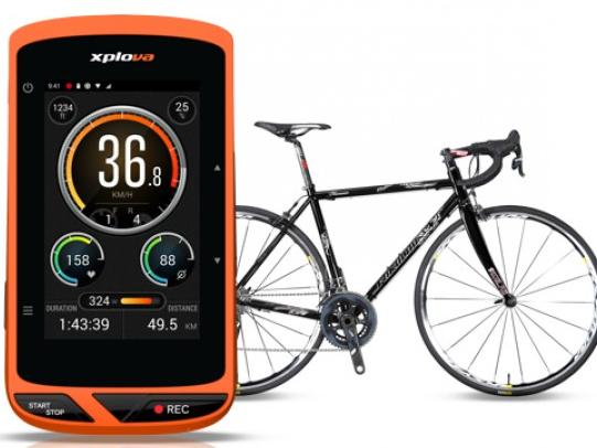 Acer ra mắt camera hành trình cho xe đạp