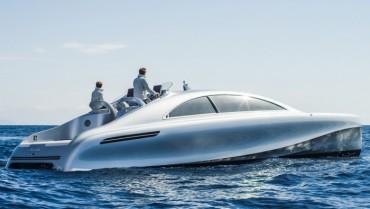 "Mercedes ra mắt ""siêu"" du thuyền"