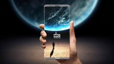Galaxy Note 8 màn hình đẹp mê hồn