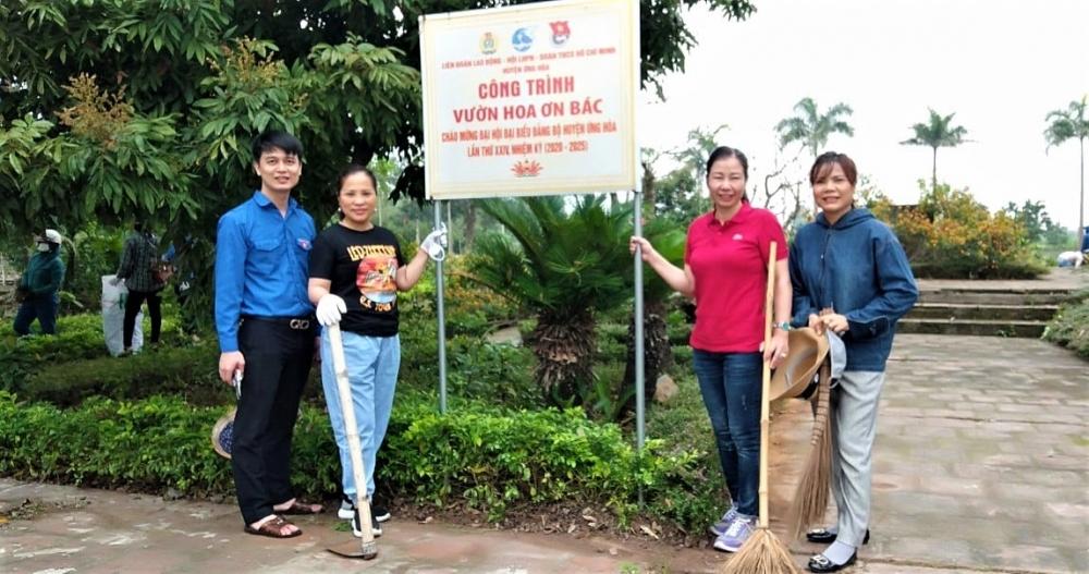 Đẩy mạnh phong trào thi đua trong công nhân viên chức lao động