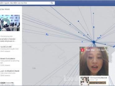Hướng dẫn xem Facebook Live Video khắp thế giới