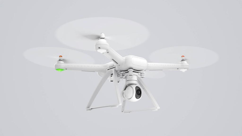 Xiaomi ra mắt Mi Drone khuấy động trào lưu flycam