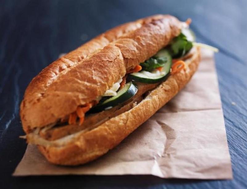 12 loại bánh mỳ ngon nhất thế giới trong đó có Viêt Nam