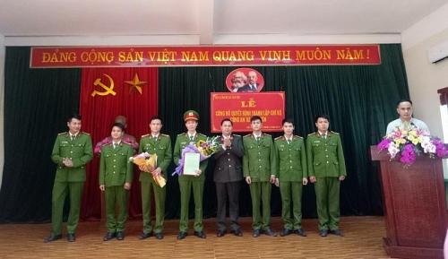 Phát huy vai trò lực lượng Công an xã trong gìn giữ an ninh chính trị