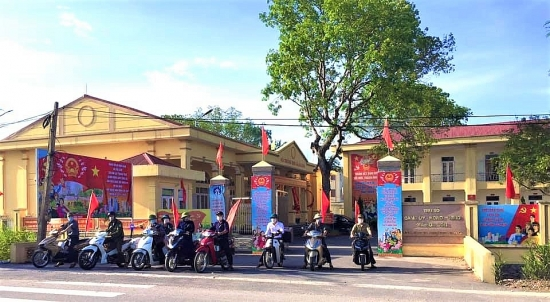 Huyện Ứng Hòa đã sẵn sàng cho ngày hội toàn dân