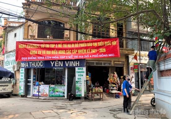 Quận Nam Từ Liêm: Tích cực triển khai công tác chuẩn bị bầu cử