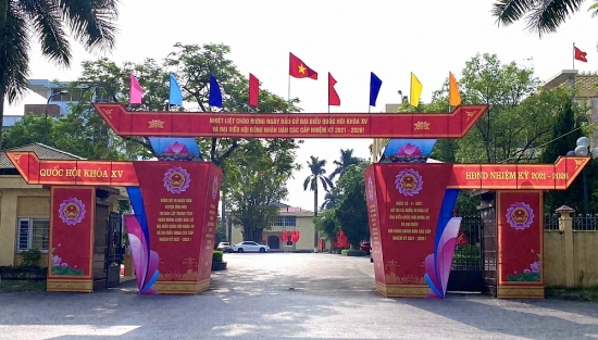 Huyện Ứng Hòa: Sẵn sàng cho ngày bầu cử thành công
