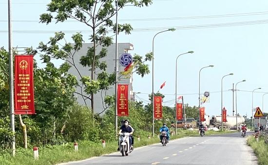Huyện Ứng Hòa: Chuẩn bị kỹ lưỡng cho ngày hội toàn dân