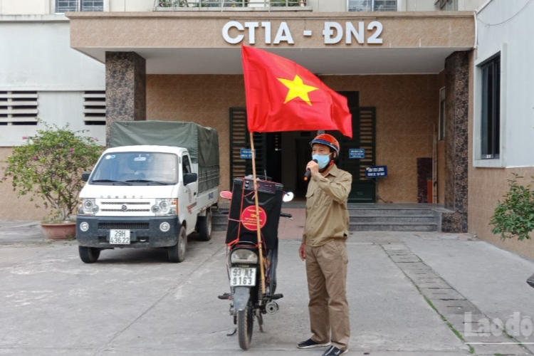 Quận Nam Từ Liêm triển khai nhiều biện pháp thực hiện Công điện số 11/CĐ-UBND