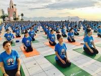 Ngày Quốc tế Yoga – Yoga cho cuộc sống xanh