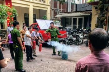 Nâng cao ý thức về phòng cháy chữa cháy tại khu dân cư