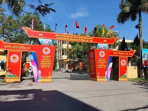 Công bố kết quả bầu cử đại biểu Hội đồng nhân dân huyện Ứng Hòa nhiệm kỳ 2021-2026
