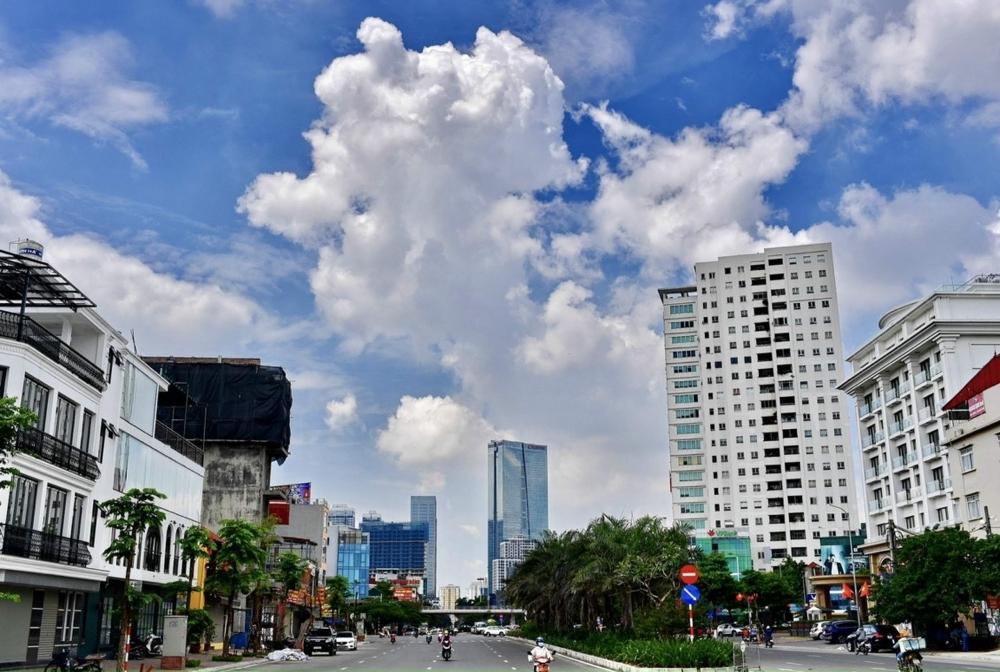 Thời tiết  ngày 5-11/6: Bắc Bộ mưa nhiều, Trung Bộ tiếp tục có nắng nóng