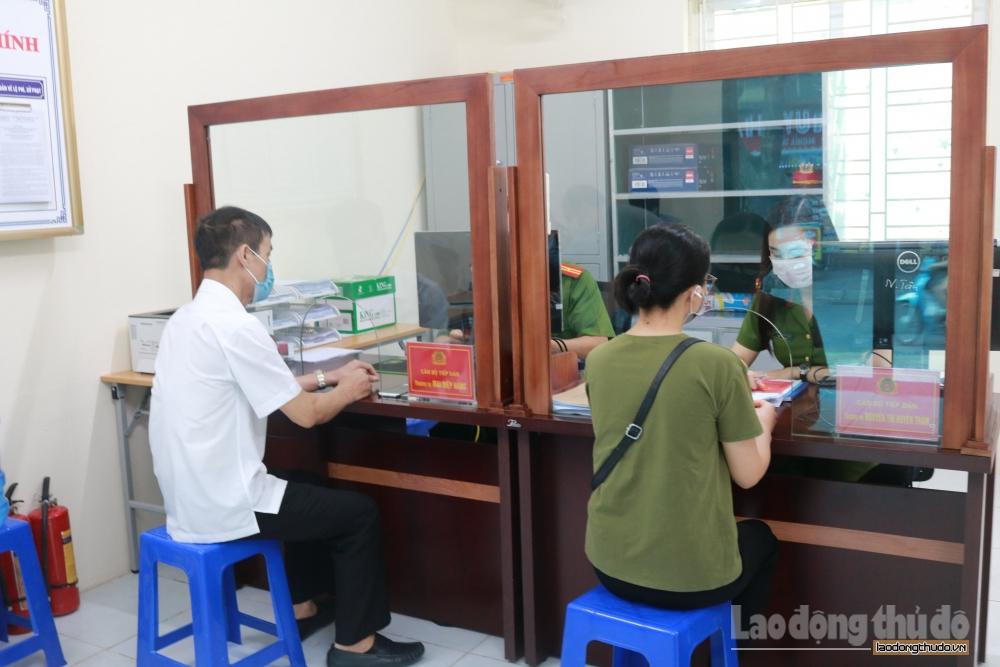 Ngày đầu thực hiện Luật Cư trú năm 2020: Hà Nội tạo mọi điều kiện thuận lợi cho công dân