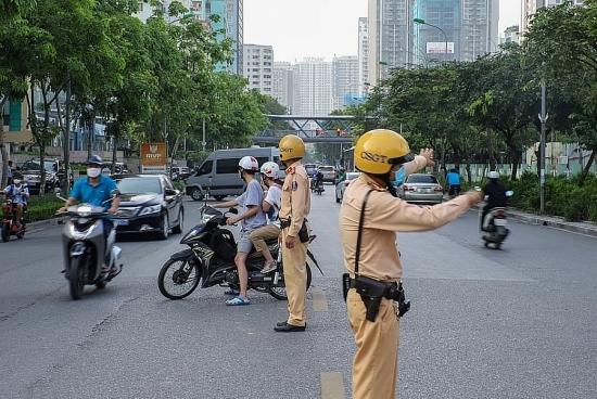 Hà Nội: Đảm bảo an ninh, trật tự trong ngày thi đầu tiên kỳ thi tốt nghiệp Trung học phổ thông