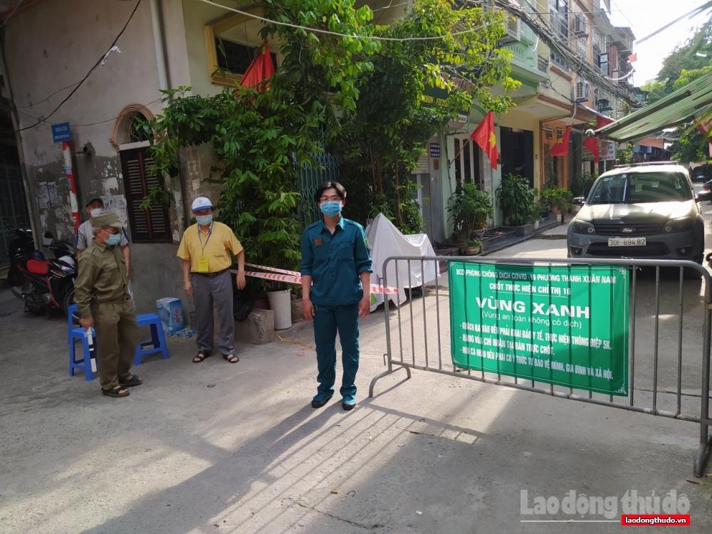 """""""Vùng xanh"""" giải pháp quan trọng ngăn chặn sự lây lan của dịch bệnh"""
