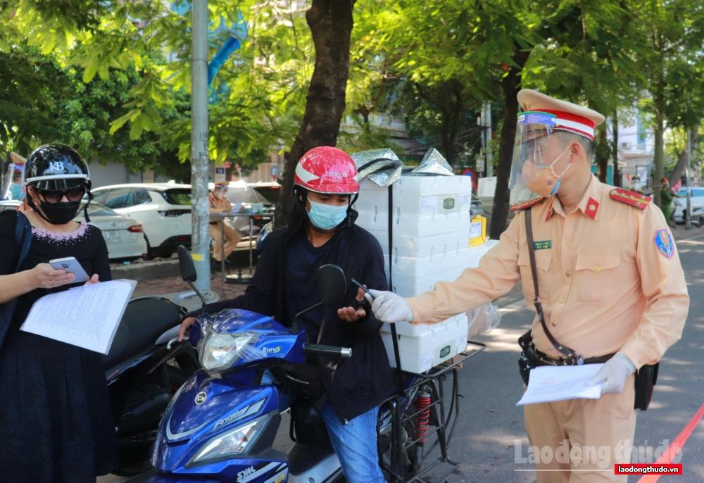 Hà Nội xử phạt ... trường hợp vi phạm công tác phòng, chống dịch