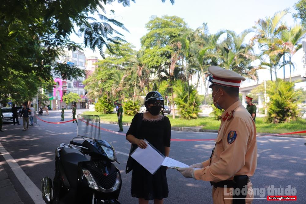 Xử phạt trên 32.400 vụ việc vi phạm quy định phòng, chống dịch Covid-19