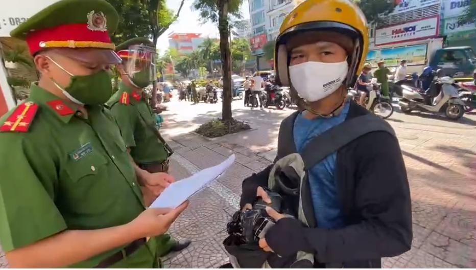 Hà Nội: Xử phạt trên 26 nghìn trường hợp ra đường không có lý do chính đáng