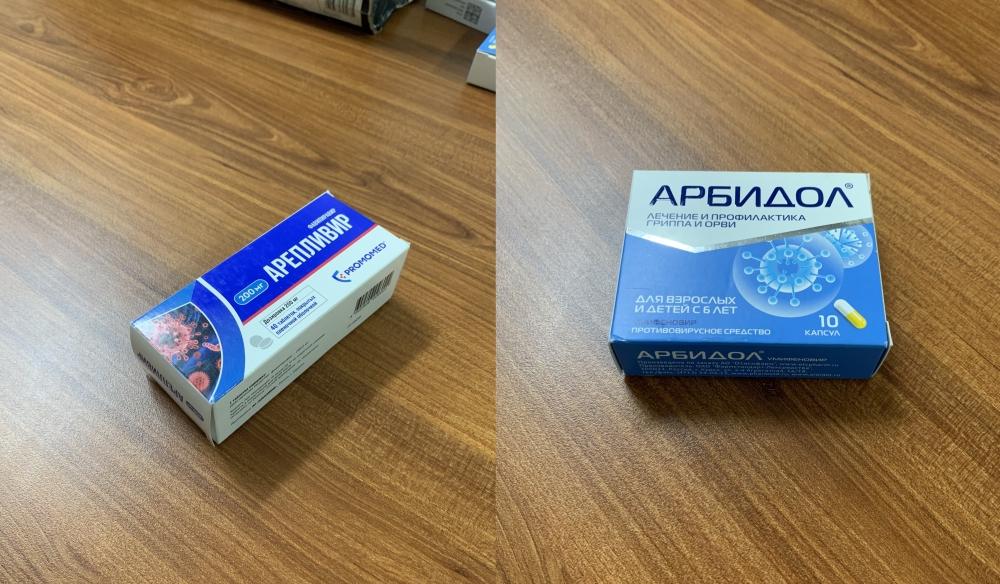 Thu giữ lô thuốc ARBIDOL, AREPLIVIR trôi nổi, chưa kiểm định chất lượng