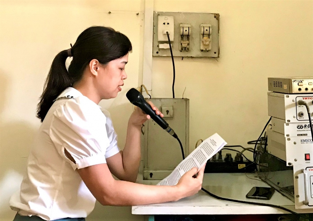 """Nhật ký mùa dịch: Những người """"giữ mạch"""" loa phường"""